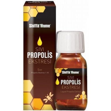 10 Adet - Shiffa Home Sıvı Propolis Ekstresi 50 ML Ekstraktı