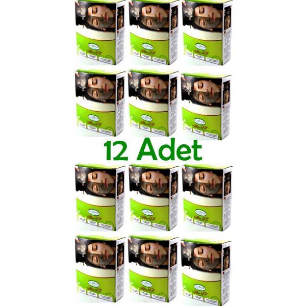 12 Kutu Doğana Yeşil Kil 250 gr (Altın Kil)