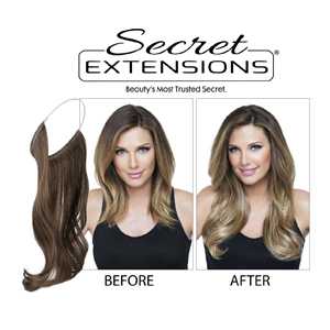Secret Extensions Postiş Saç