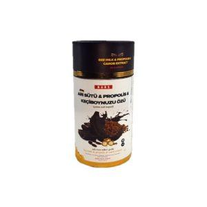 2 ADET Nurs Arı Sütü & Propolis & Keçiboynuzu Özü 30 Soft Kapsül