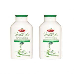 2 ADET - Otacı 10 On Bitki Özlü Şampuan 400 ml - Yeni Ambalajında