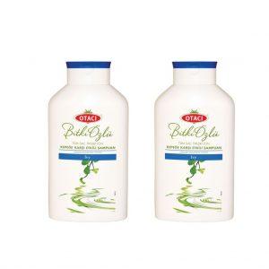 2 ADET - Otacı Bitki Özlü İvy Şampuan 400 ml - YENİ AMBALAJ