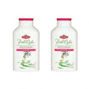 2 ADET - Otacı Bitki Özlü Lily Kremli Şampuan 400 ml