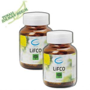 2 ADET - The Lifeco Lifco 30 Kapsül