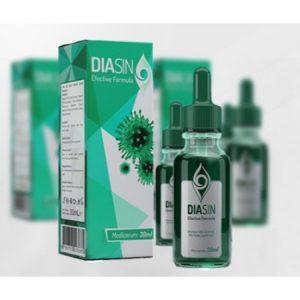3 Adet Diasin Damla 30ml