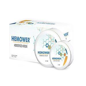 1 Paket Hemower Hemoroid Kremi