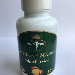 3 Adet African Mango Plus Kapsülü