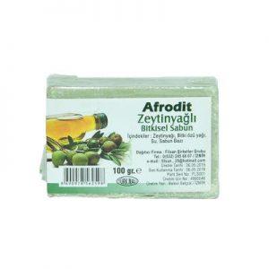 Afrodit Zeytinyağlı Sabun 100Gr