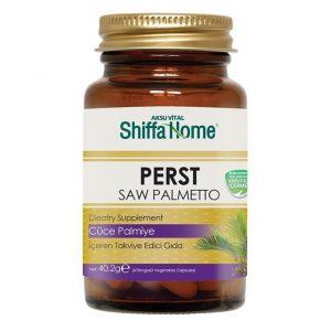 Aksu Vital Shiffa Home Perst - Saw Palmetto - Cüce Palmiye Kapsül
