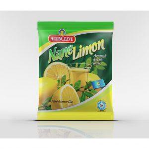 Altın Cezve Nane Limon Toz İçecek 300 Gr
