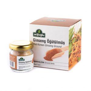 Arifoğlu Öğütülmüş Toz Ginseng 20 Gr