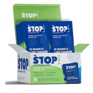 Dr. Stop Tüy Dökücü Mendil