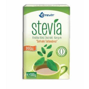 Balen Stevit Stevia Tatlandırıcı Toz 100g