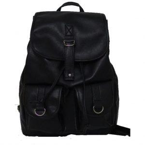 Bayan sırt ve el çantası