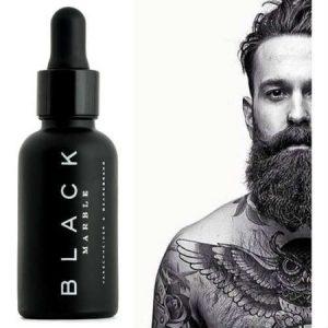 Black Marble Saç Sakal Serumu Kara Mamba Yılan Yağlı Özel İçerik
