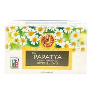 Ege Lokman Papatya Bitki Çayı 20 Süzen Pşt - Doğal Bitki Çayları