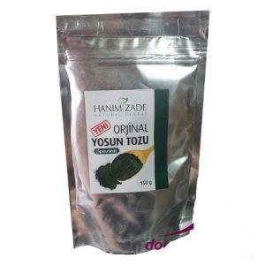 Kil - Yosun Tozu (Spirulina - Sprulina) 150 gr