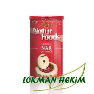 Nar Çekirdeği Öğütülmüş Toz 200gr Natur Foods