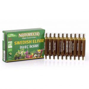 Naturelya Organik İsveç İksiri 20 Ampul