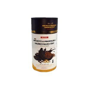 Nurs Arı Sütü & Propolis & Keçiboynuzu Özü 30 Yumuşak Kapsül