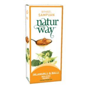 Otacı Naturway Ihlamur & Ballı Şampuan 500 ML