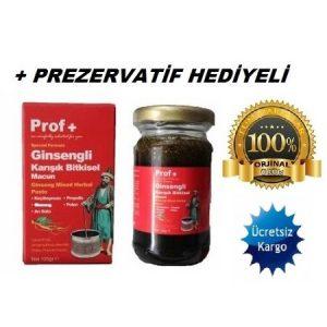 Prof Güç Kuvvet Macunu %100 Orjinal + Prezervatif Hediyeli