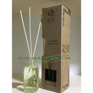 Ren Beyaz Zambak Bambulu Oda Kokusu 100 ML