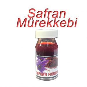 Saf Safran Mürekkebi ----