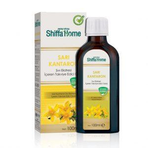 Shiffa Home Sarı Kantaron Sıvı Ekstrat 100 ML