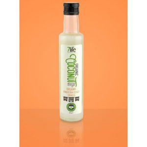 The LifeCo Organik Hindistan Cevizi Sirkesi (250 Ml)