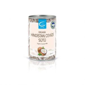 The Lifeco Organik Hindistan Cevizi Sütü