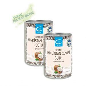 The Lifeco Organik Hindistan Cevizi Sütü x 2