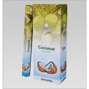 Tütsü Hindistan Cevizi Kokusu (Coconut) 1 Kutu 6 X 20 Sticks