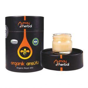 Umay Herbal Organik %100 Saf Arı Sütü 30gr