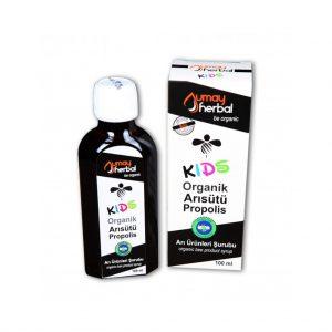 Umay Herbal Organik Kids Bal & Arı Sütü & Propolis Şurubu 100ml