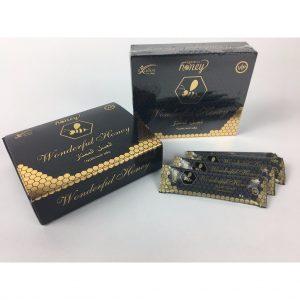 Wonderful Honey Performans Ürünü - ORJİNAL ÜRÜN- Royal Honey
