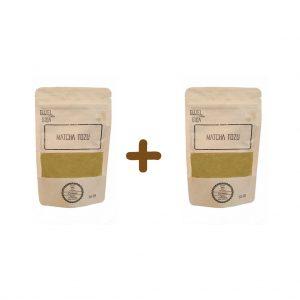 2 Adet 50g Matcha Çayı Toz Yeşilçay Japon