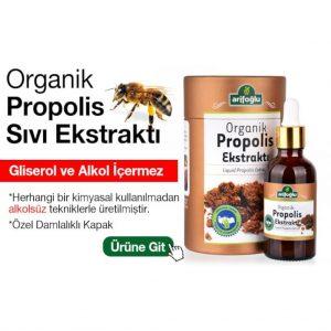 2 Adet Arifoğlu Organik Propolis Sıvı Ekstraktı 50 ML