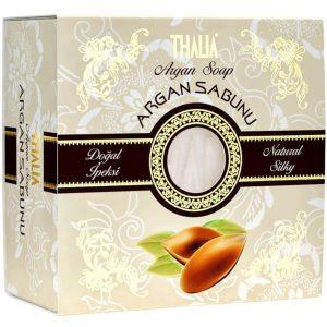 2 ADET - Thalia Organik Argan Yağlı Doğal Sabun 150 g