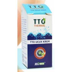 2 ADET - TTO Ucux Krem Uçuk Krem 7 ml