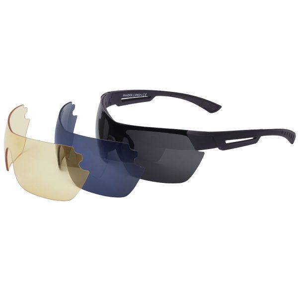 3 Camlı Paco Loren Erkek Güneş Gözlüğü Hafif Kullanışlı Spor Uçak Kargo