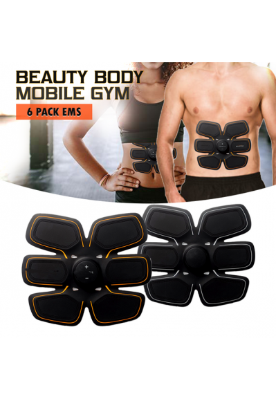 Beauty Body Mobile Gym 6 Pack 1 SET