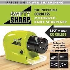 Swifty Sharp Pilli Bıçak bileme Avrupa En Ucuz Fiyat