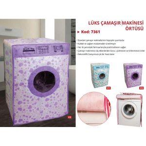 Lüks Çamaşır Makinesi Örtüsü Avrupa Sipariş