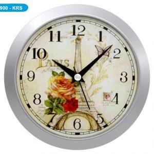 Dekoratif Duvar Saati Krs-900 - V4 Avrupa En Ucuz Fiyat