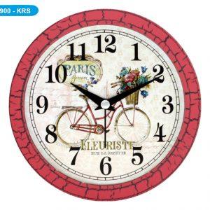 Dekoratif Duvar Saati Krs-900 - V5 Yurtdışı Sipariş