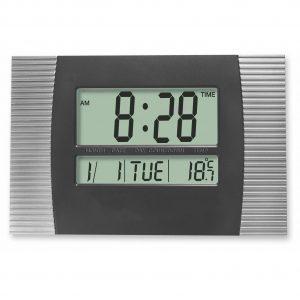 KENKO KK-5851 Dijital Duvar ve Masa Saati - Takvim - Termometre Hızlı Kargo