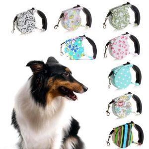 Pup Style - Desenli Köpek Tasması Ria Express Ödeme