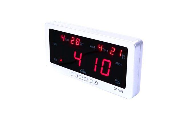 Watton WT-106 Masa Duvar Ve Oto Saati  Hızlı Gönderim