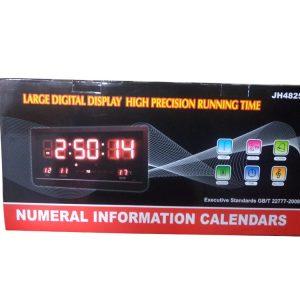 Watton WT-108 Dijital Saat Avrupa Satış